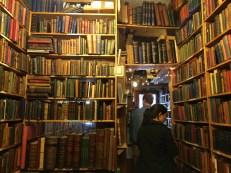 Books on books in Edinburgh