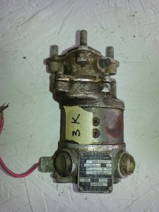 3K -Thompson Products Inc. - 24 V-DC, 5.2 amp, motor A4937