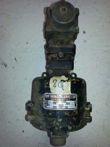 8G - Fuel Pump Motor - Pump Engineering Service Corp. (1/5 hp)