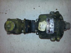 9G - Fuel Pump Motor - Pump Engineering Service Corp. (1/5 hp)