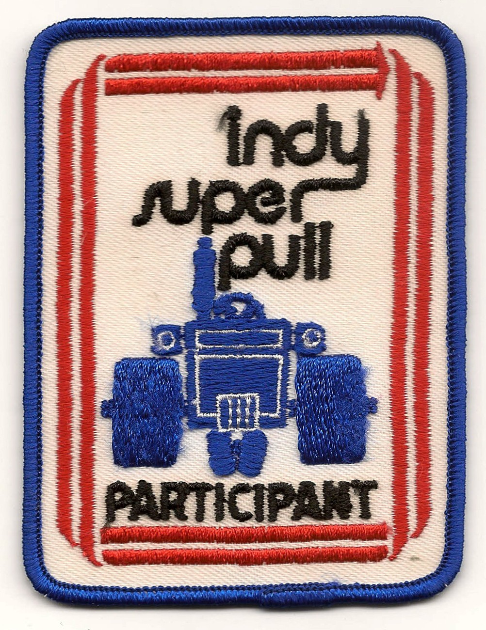 Indy Super Pull Participant Patch