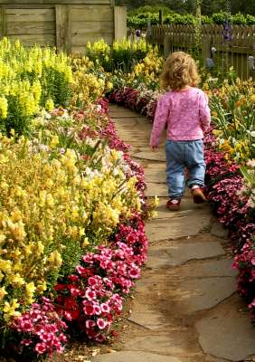 Gardens For Kids – Design Ideas & Themes The Micro Gardener