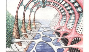 Codex Seraphinianus: A book written in an unknown tongue