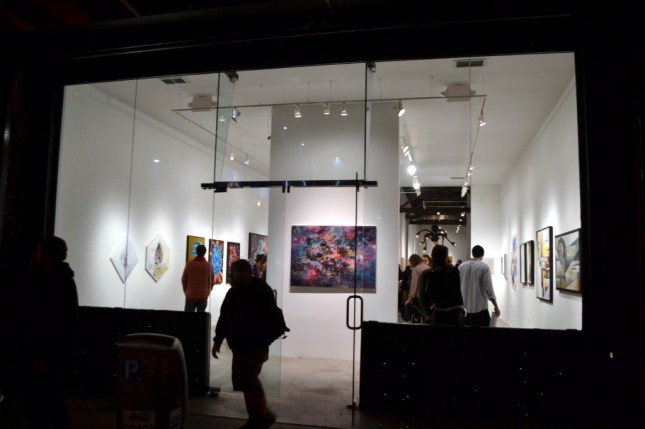 White Walls Gallery