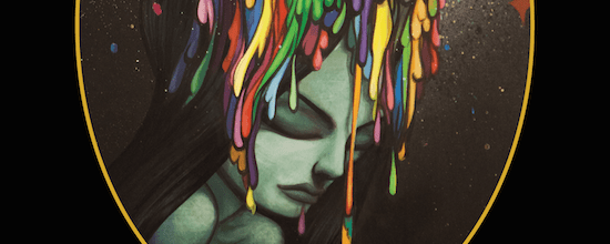 """Sam Flores """"A Light In The Darkness"""" @ Fifty24SF Gallery Dec 6th"""
