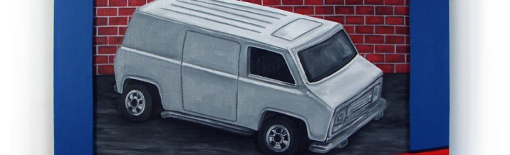 "Peter Adamyan's ""Dystopia Toyland"" @Good Mother Gallery"