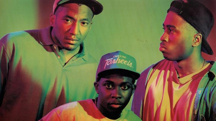 Q-Tip, Phife Dawg and Ali Shaheed Muhammad