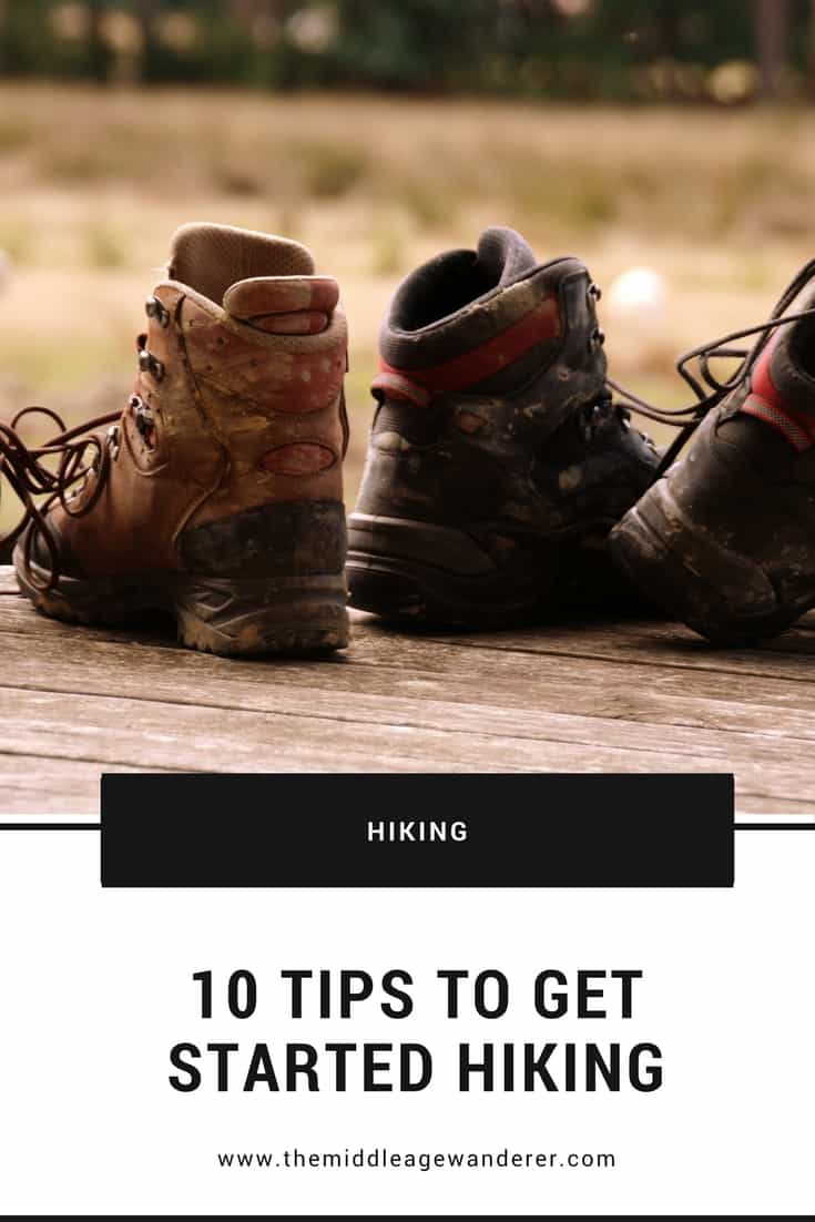 10 Tips to Get Started Hiking