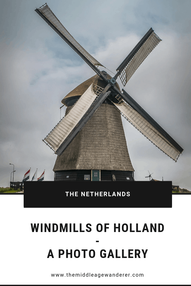 Windmills of Holland - A Photo Gallery  A photo gallery of the beautifully restored and fully operating windmills located at Schermer Molens Stichting in Holland.   #travel #Holland #windmills #TheNetherlands