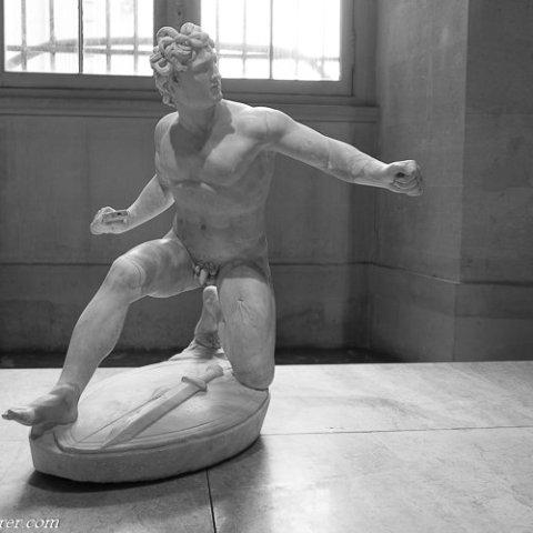 Male Statues & Their Appendages – Paris Part 2
