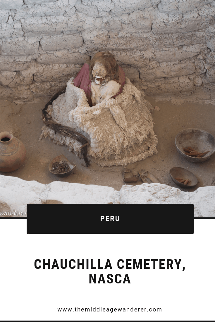Chauchilla Cemetery, Nasca, Peru