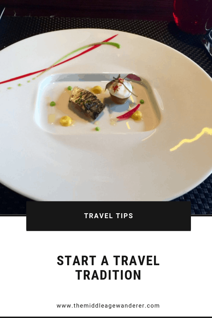 Start a Travel Tradition