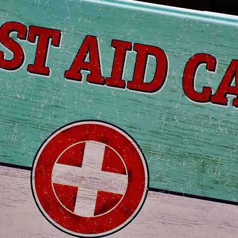 5 Items I Always Have in my First Aid Kit
