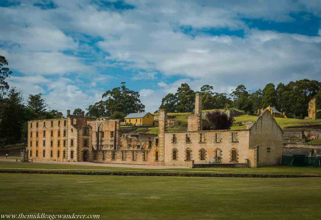 Visiting Port Arthur