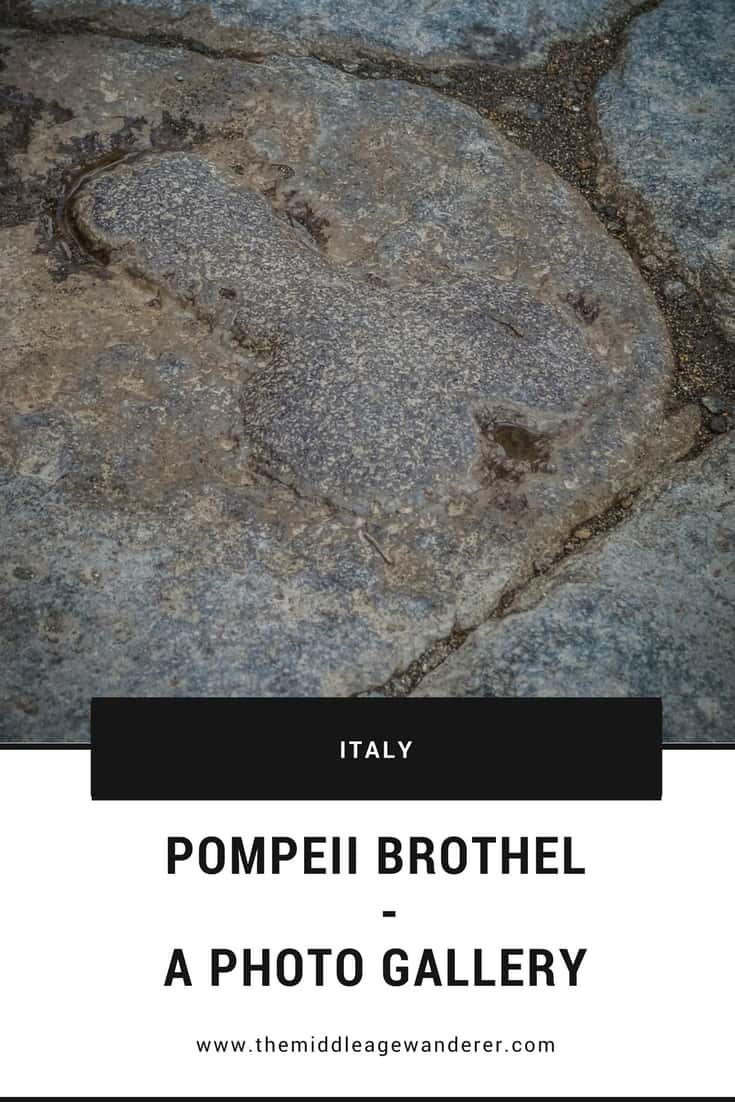 Pompeii Brothel - A Photo Gallery