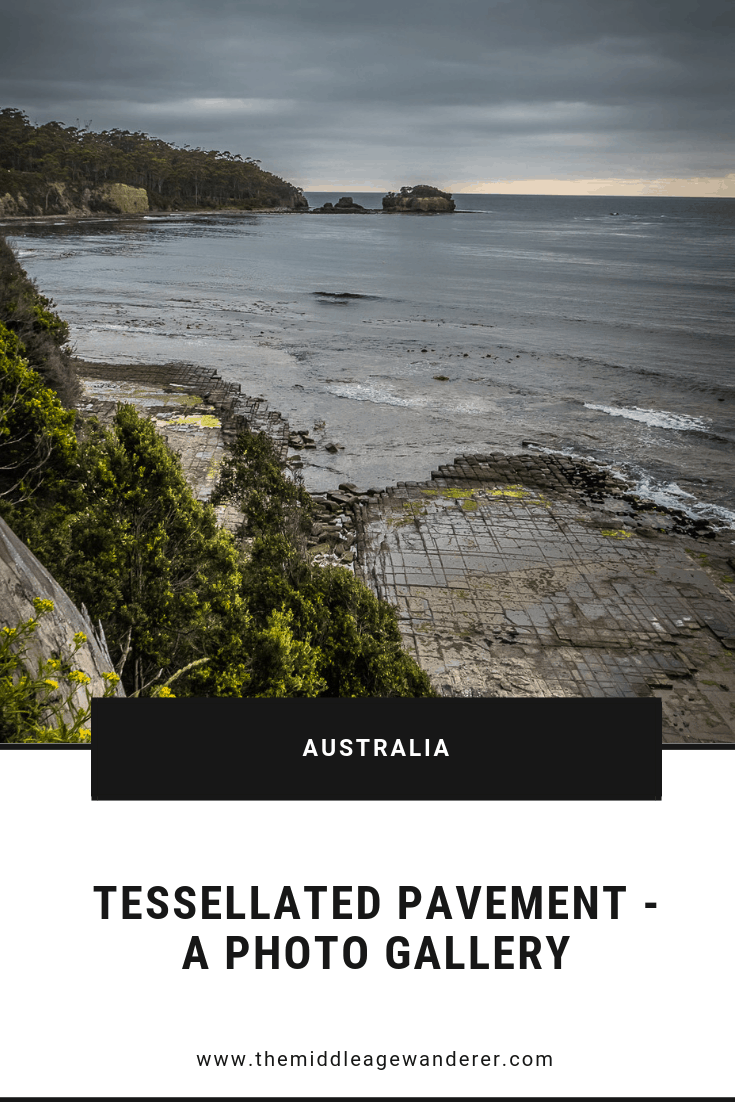 Tessellated Pavement - A Photo Gallery