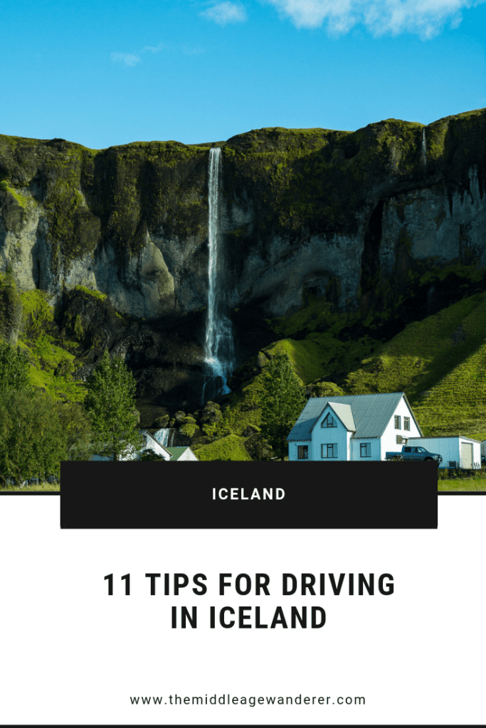 11 Tips for Driving in Iceland