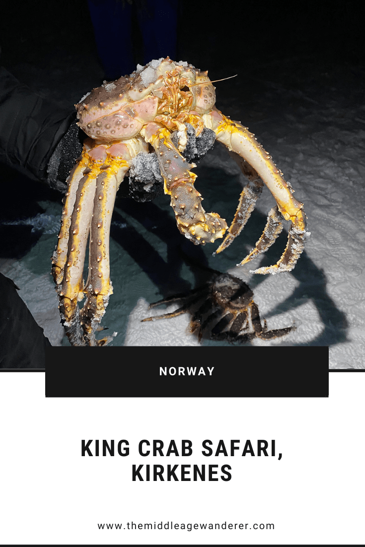 King Crab Safari, Kirkenes, Norway - The Middle Age Wanderer