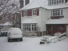 Bye Bye London house