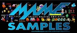M.A.M.E. Game Samples