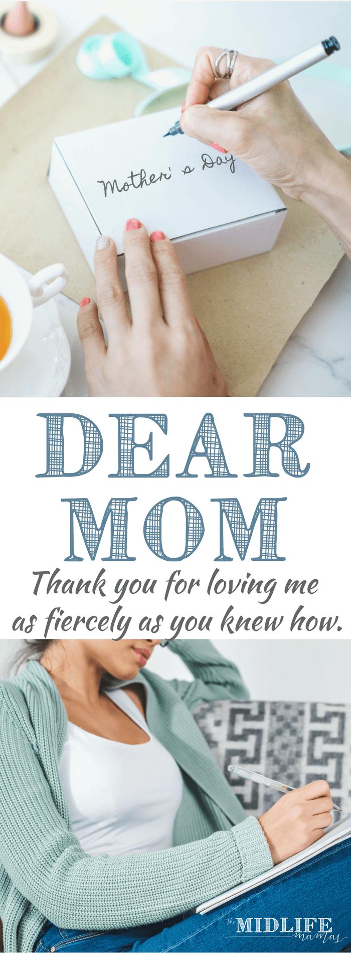 Dear Mom: Now I Understand That Sometimes Even Mothers Break