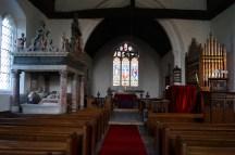 Borley Church a