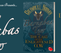 Barnabas Tew and the Case of the Enlightened Cow by Columbkill Noonan @ColumbkillNoon1 @rararesources