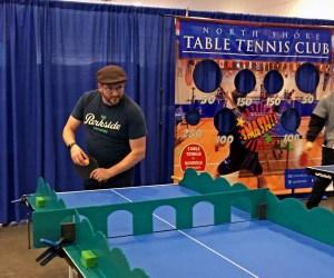 The Wellness Show Table Tennis