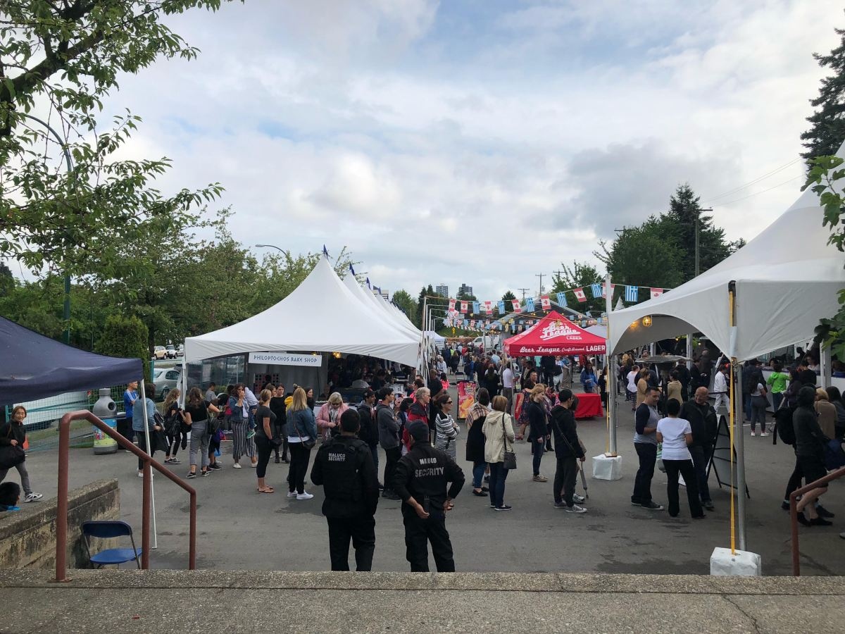 Vancouver Greek Summerfest Win