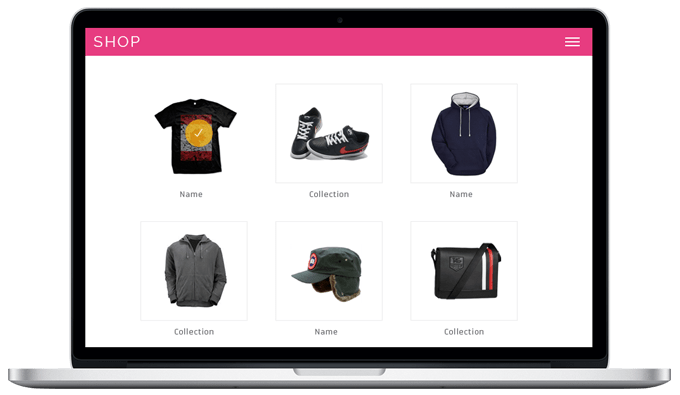 Custom Drop shipping Store