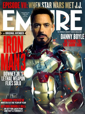 Read my article about the upcoming Iron Man 3. A must read for you Marvel Fanatics. *Ending spoiler alert*