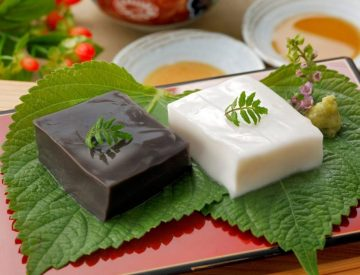 Asiatischer Pudding
