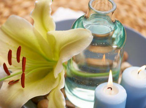 Lily Aromatheraphy 2