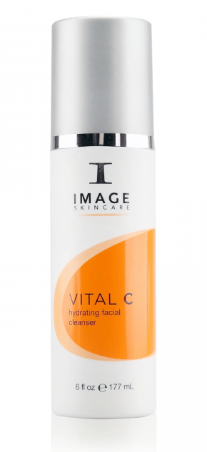 image skin care vital C hydrating facial cleanser