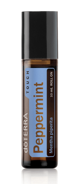 doTERRA peppermint essential oil roll on
