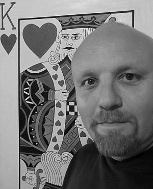 Writer Mike Hampton - King of Hearts