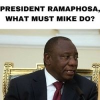 President Ramaphosa, What Must Mike Hampton Do