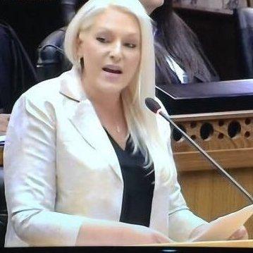 DA Federal Executive Natasha Mazzone - twitter