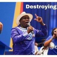 Bonginkosi Madikizela is destroying the DA Democratic Alliance - photo credit DA