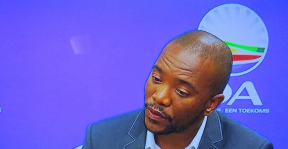 De Lille resigns, Mmusi Maimane and DA day of shame
