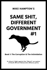 Same Shit Different Government Book 1 by Mike Hampton