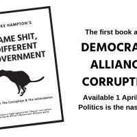 Same Shit Different Government by Mike Hampton (DA corruption)(1)