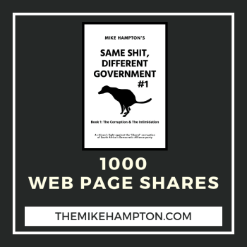 Same Shit Different Government 1000 facebook shares