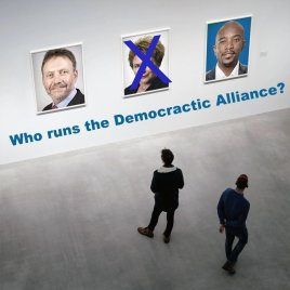 Who runs the Democratic Alliance - James Selfe Helen Zille Mmusi Maimane_2