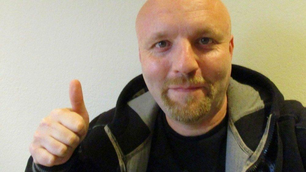 South African Mike Hampton seeks asylum Namibia