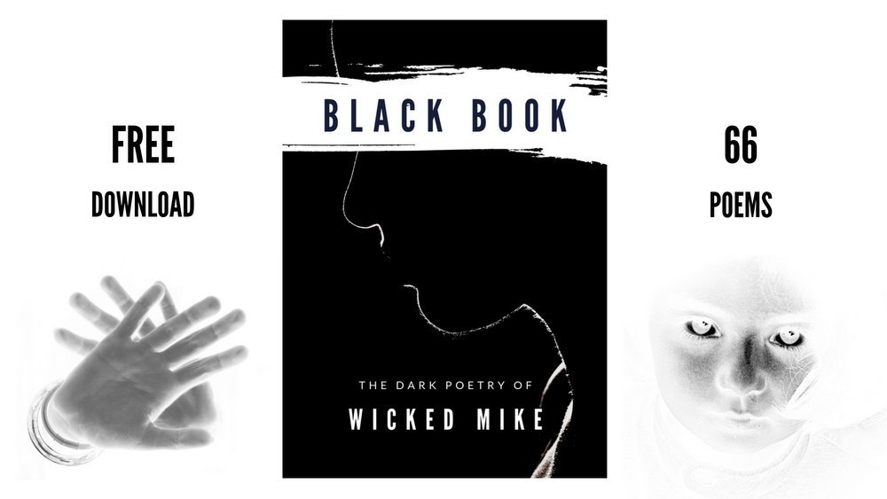 Wicked Mike's Black Book of Poetry - free download
