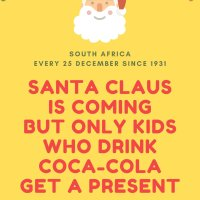 Coca-Cola Santa Claus since 1931 - themikehamptondotcom