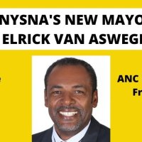 Elrick van Aswegen is elected Knysna Mayor 11 June 2020