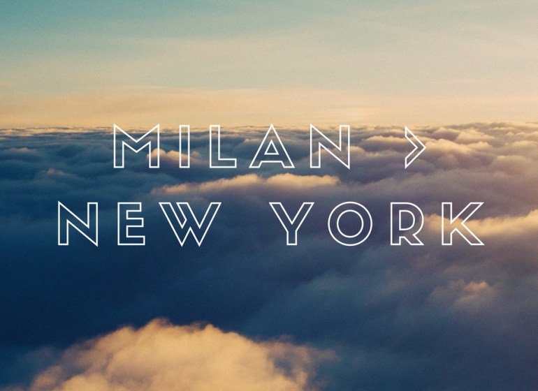 new york jfk milan mxp