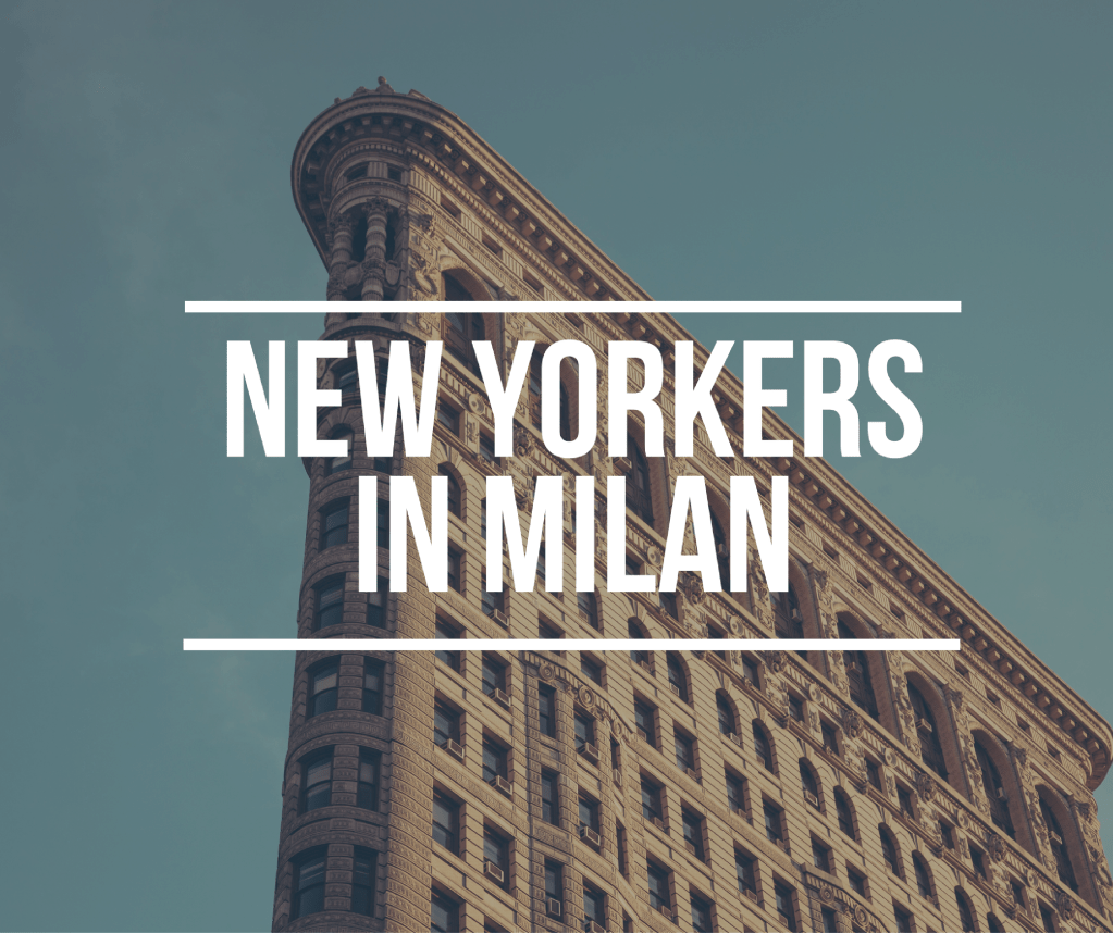 new york milan